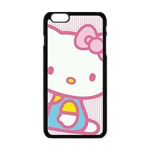 QQQO Hello kitty Phone Case for iPhone 6 Plus Case hjbrhga1544