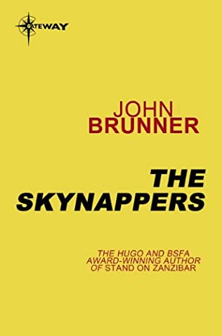 book cover of The Skynappers