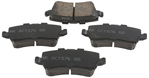 Akebono EUR1307 Brake Pad Set
