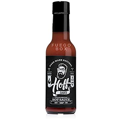 5 oz. Hot Sauce by Hoff and Pepper