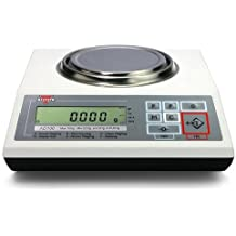 Torbal AD220 Precision Scale, 220g x 0.001g (1mg Readability), Electromagnetic Load-cell, USB, Die-Cast Metal Housing, Backlit LCD
