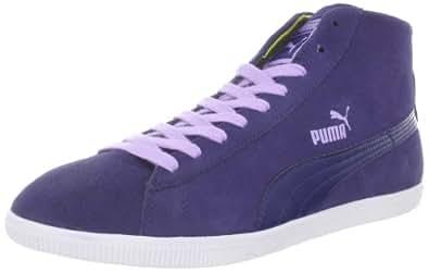 Puma Women's Glyde Mid Fashion Sneaker,Twilight Blue/Lavendula/White,11 B US