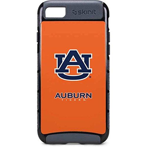 (Skinit Auburn University iPhone 8 Cargo Case - Auburn Tigers Orange Design - Durable Double Layer Phone)