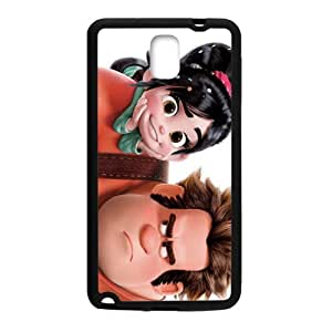 Wreck It Ralph Disney mischievous couple Cell Phone Case for Samsung Galaxy Note3