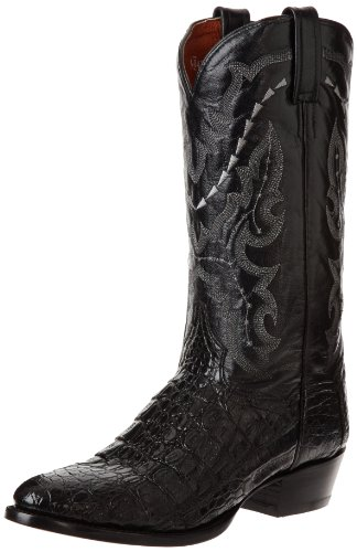 Dan Post Men's Birmingham Western Boot,Black,10 D US