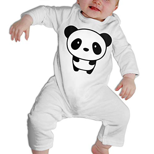 Price comparison product image Panda Animal Soft Cotton Comfotable Unisex Body Long Sleeve Onesies