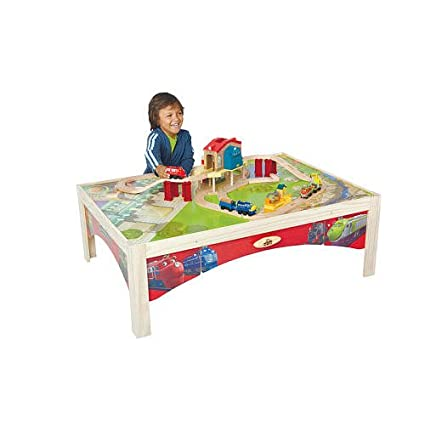 Amazon.com: Chuggington Train Table: Toys & Games