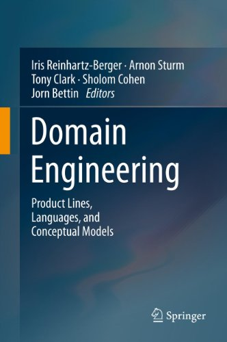 Domain Engineering: Product Lines, Languages, and Conceptual Models Pdf