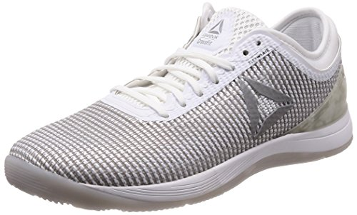 Skull Grey Crossfit Silver Nano de Silver White Blanc R Reebok Grey 0 Skull Homme 8 Chaussures Fitness White 7qPwxnS