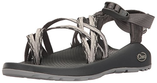 Chaco Women's ZX2 Classic Athletic Sandal, Apex Gray, 7 M US