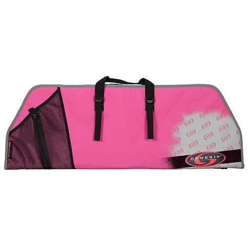 Genesis Compound Bow - Easton Genesis 4014 Bow Case, Pink, Fitted
