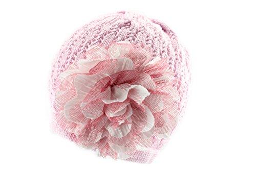 Julia Flower Spring Hat - Made
