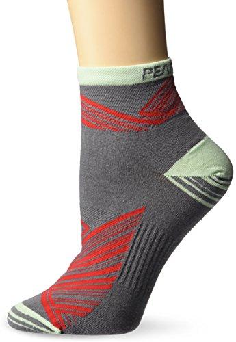 Pearl iZUMi Women's Elite Socks, Mist Green Hatch, Small