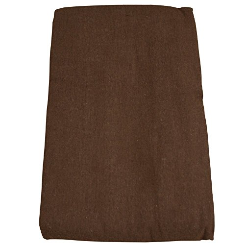 GGI-International-Fitted-Massage-Table-Cover-Flannel-Chocolate
