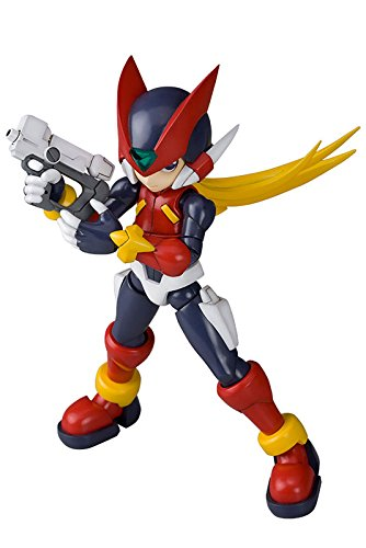 Zero Repackage Version 1/10 Scale Plastic Model (ROCKMAN Zero)