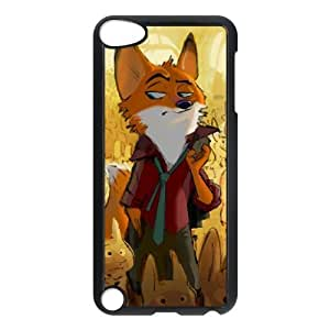 ipod 5 cell phone cases Black Zootopia fashion phone cases TGH882882