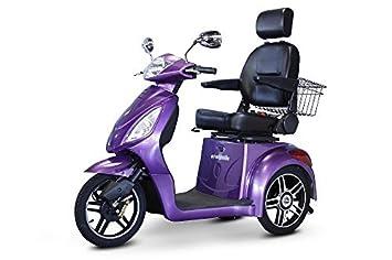Amazon.com: e-wheels ew-36 3-Wheel 500 W de alta potencia ...
