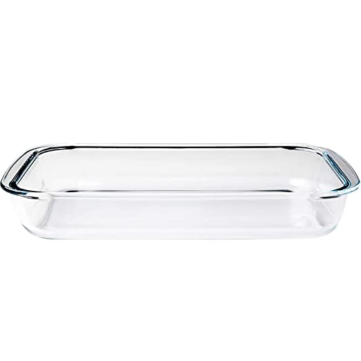 Zhao Li Horno Bandeja Resistente al Calor Vidrio Templado Vidrio ...