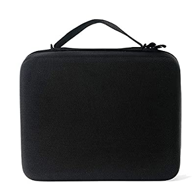 MAYL Portable Card Game Carrying Storage Case Fits Up To 1600 Cards Suitable For Cards Against Humanity, MTG, CAH, Pokemon Black Color: Sports & Outdoors