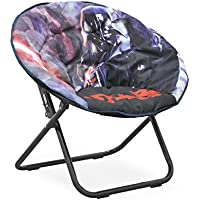 Disney Star Wars Darth Vader Tween Saucer Chair