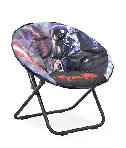 (Disney Star Wars Darth Vader Tween Saucer Chair)