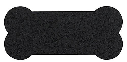 ORE Pet Recycled Rubber Skinny Bone Placemat - (Recycled Rubber Pet Placemat)