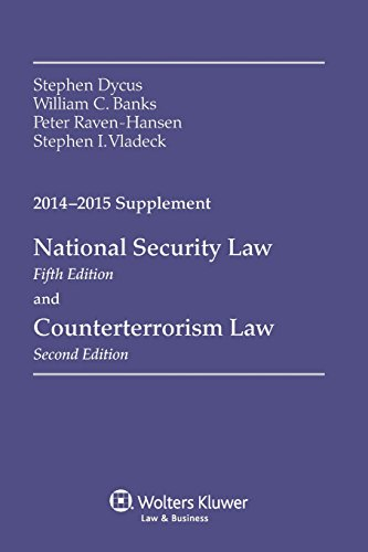 National Security Law and Counterterrorism Law Supplement