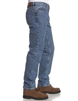 Lee Men's Regular Fit Straight Leg Jean, Pepperstone, 36w X 29l 2