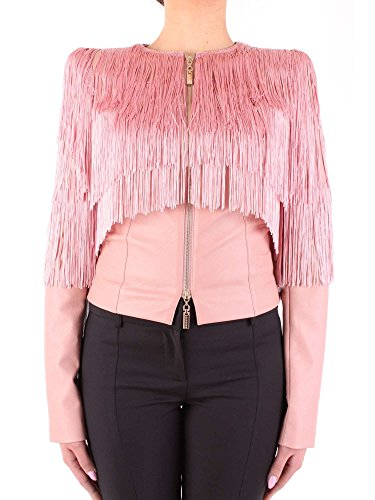 Donna Outerwear Pelle Mangano P18pmng00081rosa Rosa Giacca v0pYFnxwqE
