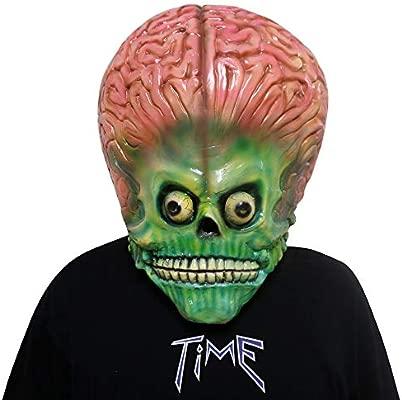 FUGUI - Máscara de la película Mars Attacks!, de marciano ...