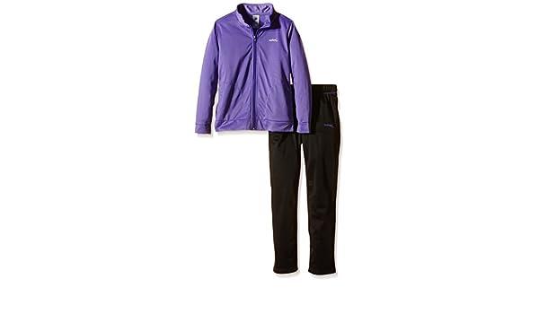 Softee School - Chándal para niño de 6 años, color negro/violeta ...