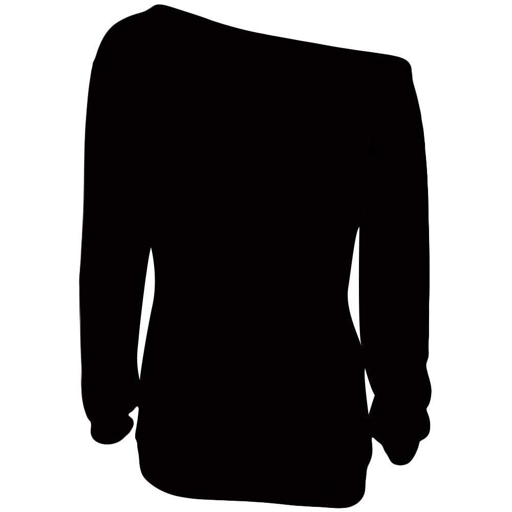 Halloween, BaZhai, Halloween Zombie Imprimir Manga Larga para Mujer del Halloween Zombie Skull Pullovers Camisetas de Mujer diseño único Camisas Blusa de ...