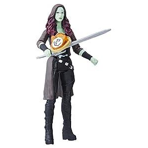 41MpN6zQlyL. SS300 Marvel Avengers: Infinity War Gamora with Infinity Stone