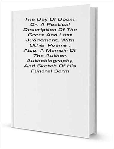 day of doom poem