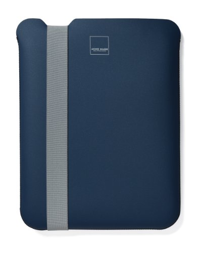 Acme Made Skinny Sleeve for iPad, Blue/Grey (AM36607-PWW)