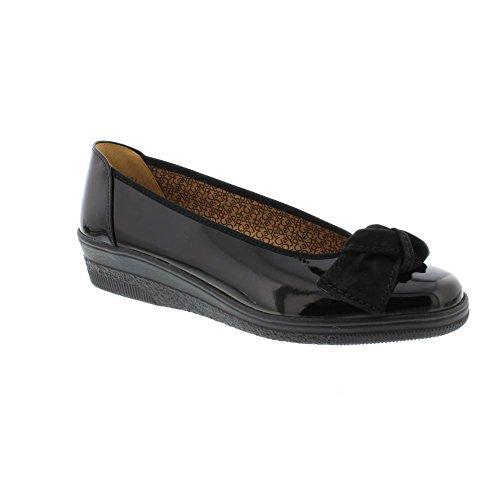 Patent Senza Donna 76 Gabor Scarpe 67 Shoes Lacci 403 Suede IZ0f16