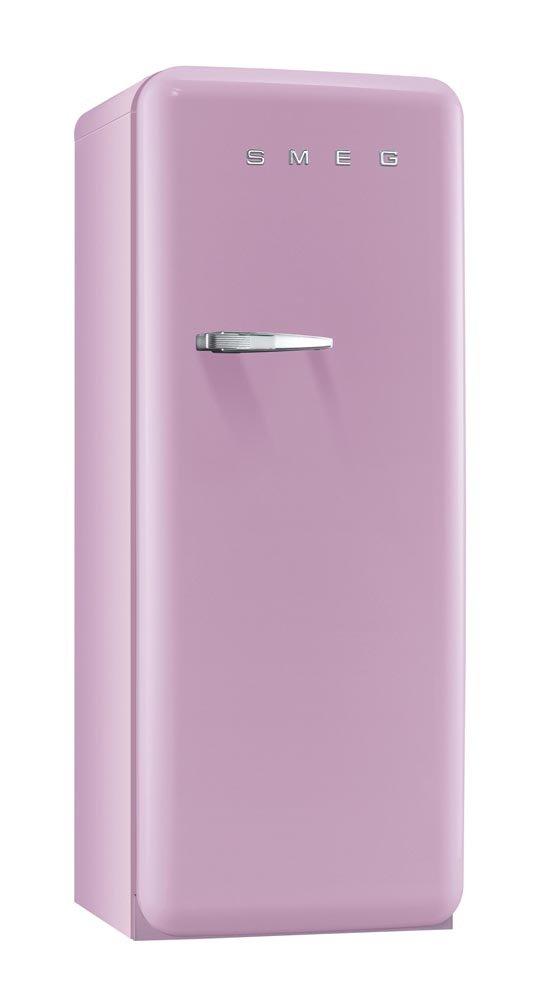 wunderbar smeg k hlschrank rosa bilder die besten wohnideen. Black Bedroom Furniture Sets. Home Design Ideas