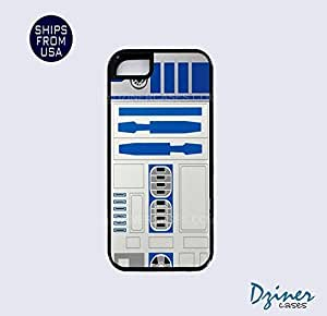 iPhone 5 5s Tough Case - R2D2 iPhone Cover