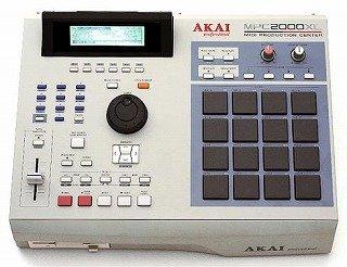 AKAI MPC-2000 XL/32M/MCD