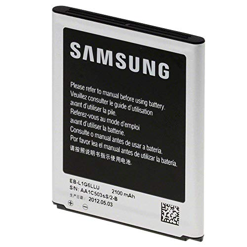 Samsung Samsung Galaxy S3 Replacement Battery (2100 mAh) for AT&T, Sprint & T-Mobile Models - Battery - Non-Retail Packaging - Silver