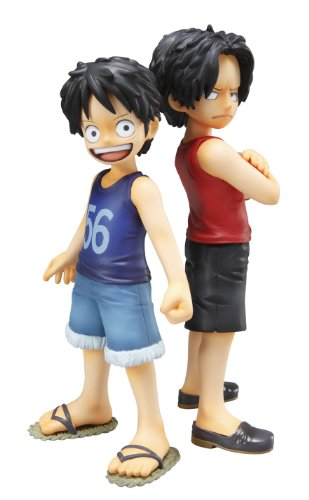 - Excellent Model Portrait.Of.Pirates One Piece CB-EX Luffy & Ace bros (PVC figure) [JAPAN] by Megahouse