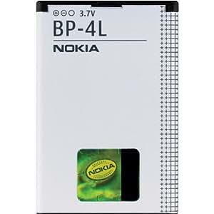 Nokia BP-4L Standard Battery for Nokia N97, E63, E71, E71x, E72, E73, E90, N810, and WiMax