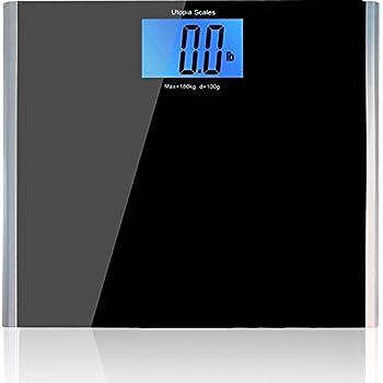 Amazon Com Wide Platform Digital Body Weight Bathroom