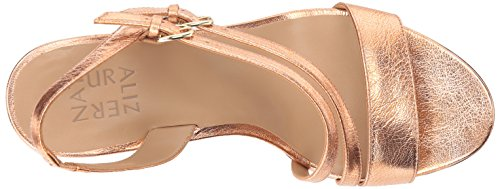 Heeled Naturalizer Kayla Copper Women's Sandal ZwfwAq