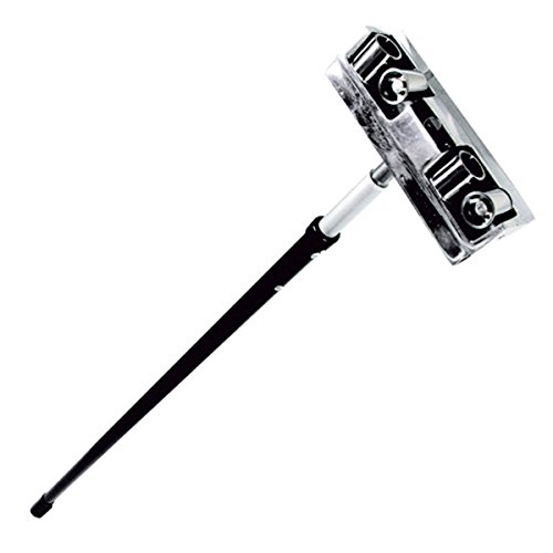 Drywall Master Corner Roller Head with Fiberglass Handle - Made in the USA by Drywall Master