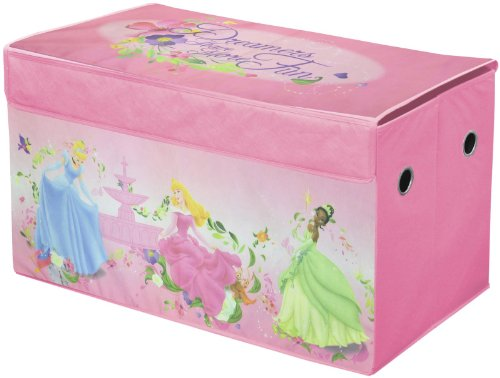 Disney Princess Collapsible Storage (Princess Dress Up Trunk)