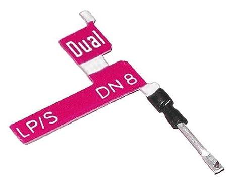 Dual DN 8 zafiro-aguja para CD 640/CDS 650/660 CDS/CDS 700: Amazon ...