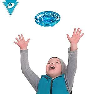 TekHome UFO Mini Drone, Juguetes Niños 3 4 5 6 Años, Regalos ...