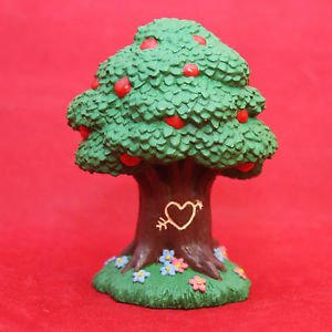 Hallmark Merry Miniatures Heartland Valentines Tree 11995