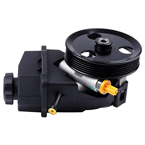 ECCPP 20-69989 Power Steering Pump Power Assist Pump Fit for 2006-2011 Chevrolet Impala, 2006-2007 Chevrolet Monte Carlo ()